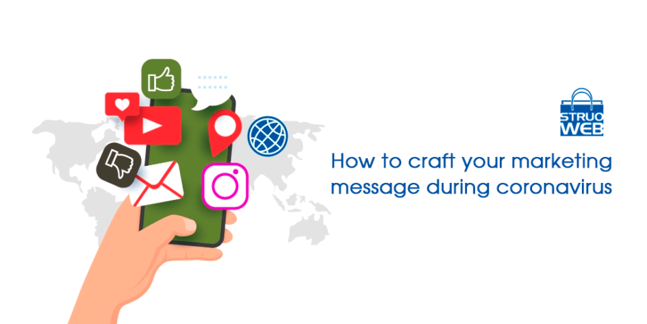 How to craft your marketing message during coronavirus